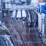 JR東日本 新宿渋谷駅 発車音