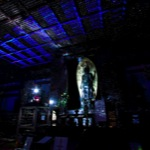 平城遷都1300年祭記念 奈良薬師寺 国宝東院堂 ひかりの天空夢